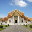 Marble Temple - Bangkok — Stock Photo #2752854