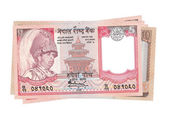 Nepalese Rupees — Stock Photo