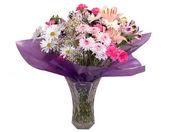 Bouqet of flowers - Romance — Stock Photo