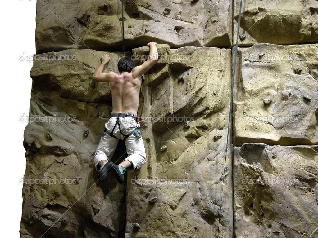 Indoor Rock Climbing Indoor Rock Climbing Wall