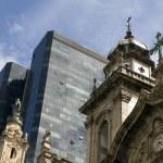 Cathedral in Rio de Janeiro — Stock Photo