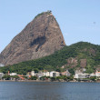 Brazil's Sugarloaf Mountain — Foto Stock