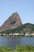 Brazil's Sugarloaf Mountain — Stockfoto