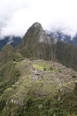 Ancient ruins of Machu Picchu, Peru — Stock Photo