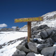 Stock Photo: Aconcagua