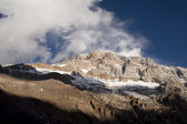 Aconcagua Sunset — Stock Photo