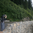 Going to the Sun Road — Stock Photo #2803954