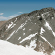Granite Peak Saddle - Montana — Stock Photo