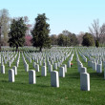 Arlington National Cemetery, Virginia — Stock Photo