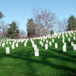 Arlington National Cemetery, Virginia — Stok fotoğraf
