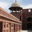 Red Fort, Agra — Stock Photo