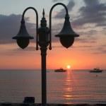 Jamaican Sunset — Stock Photo