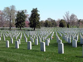 Arlington National Cemetery, Virginia — Stock Photo