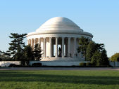 Jefferson Memorial - D.C. — Stock Photo