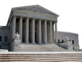 America's Supreme Court — Stock Photo