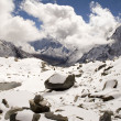 Cho LPass - Nepal — Stock Photo #3015229