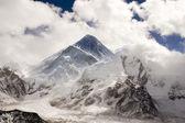 Mount Everest - Nepal — Stock Photo