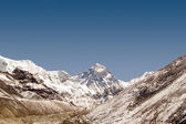 Mount Everest - Nepal — Stock Photo