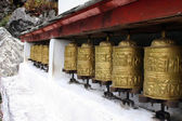 Prayer Wheels - Nepal — Stock Photo