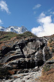 Tenga Waterfall - Nepal — Stock Photo