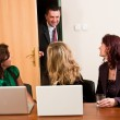 Business meeting — Stock Photo #3542190
