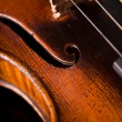 Stock Photo: Beautiful old violin