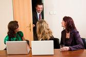 Reunión de negocio — Foto de Stock