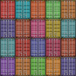 Freight Containers — Stock Photo #2943953
