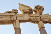 Ancient Roman temple — Foto Stock