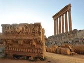 Romerska ruiner — Stockfoto