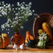 Stock Photo: Still-life with vegetables