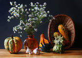 Still-life with vegetables — Stock Photo