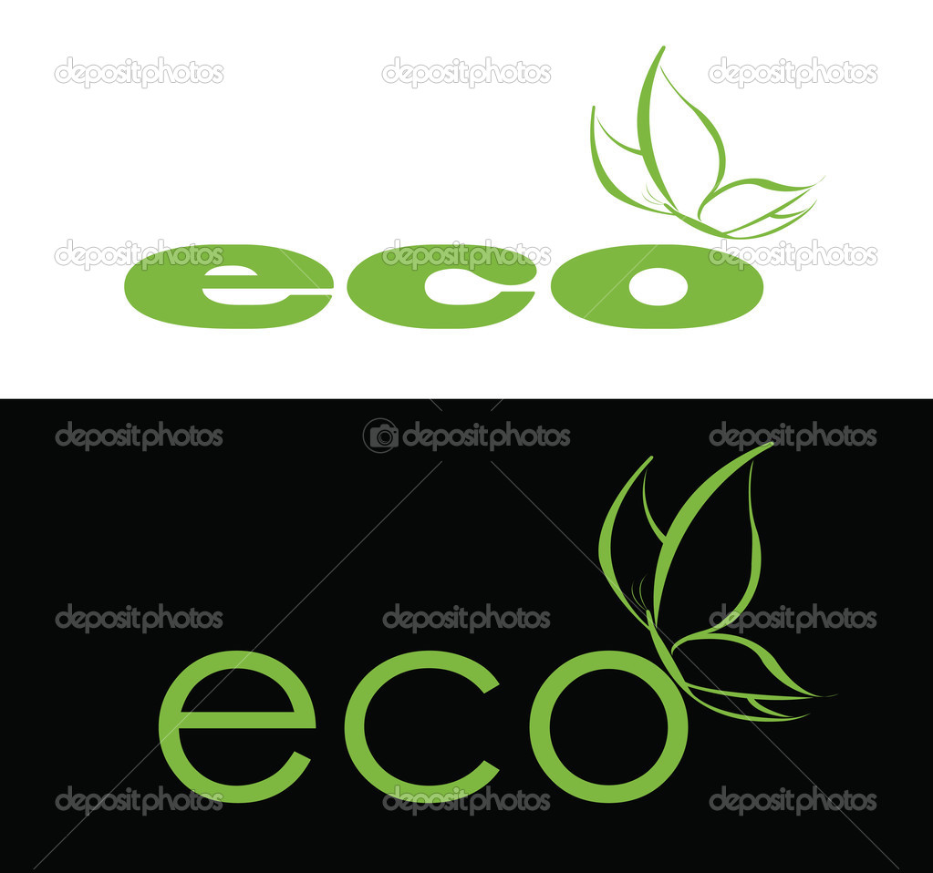 Label on products. Informs about natural production of an organic origin. — Stock Vector #2822804