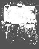 Grunge banner — Stock Vector