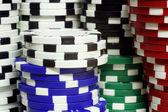 Pokerspel — Stockfoto