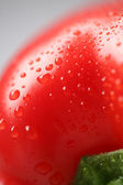 Red Pepper Macro — Stock Photo
