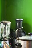 Kitchen clutter 03 — Stock Photo