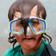 Dorky Diver 01 - Stock Photo