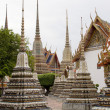 Bangkok Temple 02 — Stock Photo