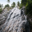 Koh Samui waterfall — Stock Photo