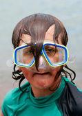 Dorky Diver 01 — Stock Photo