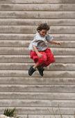 Jump — Stock Photo