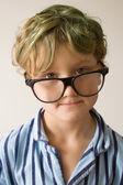 Pyjama Kid 02 — Stock Photo