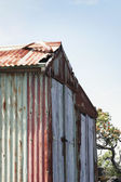 Rangitoto Island Boat Shed 03 — Stock Photo