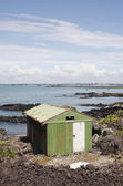 Rangitoto Island Boat Shed 01 — Stock Photo