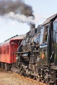Steam Train 01 — Fotografia Stock