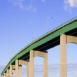 Stock Photo: Bridge Overhead