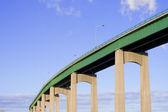 Bridge Overhead — Stock Photo