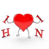 H1n1. — Стоковое фото