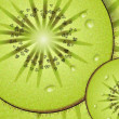 Juicy kiwi — Stock Photo